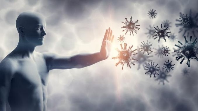 Immune system defend from corona virus COVID-19