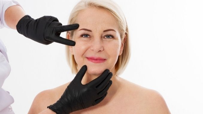 Middle Age Woman Plastic Surgery