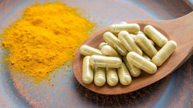 turmeric veggie capsules