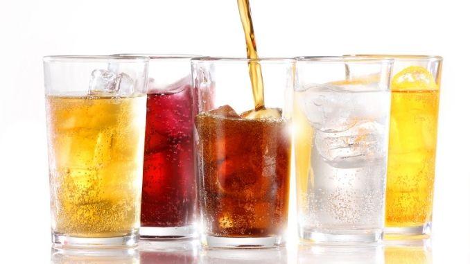FIZZY SOFT DRINKS