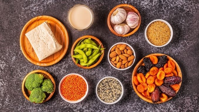 Estrogen-Rich Foods