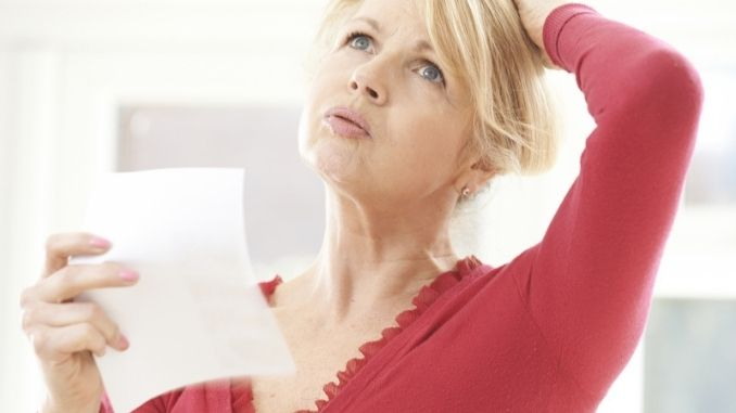 Experiencing Hot Flush From Menopause