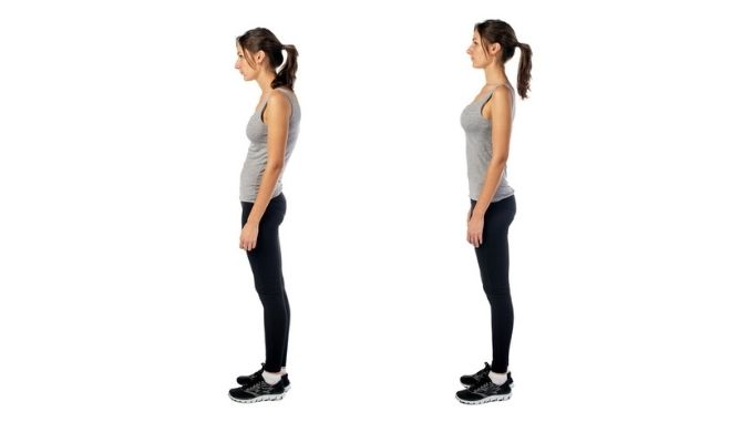 impaired posture position defect