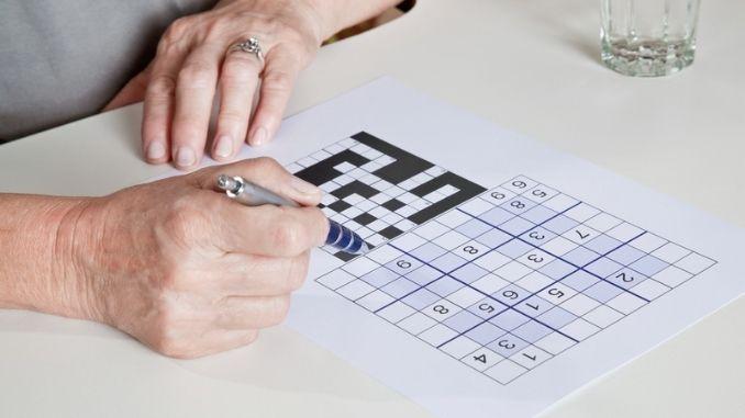 playing Sudoku Puzzle
