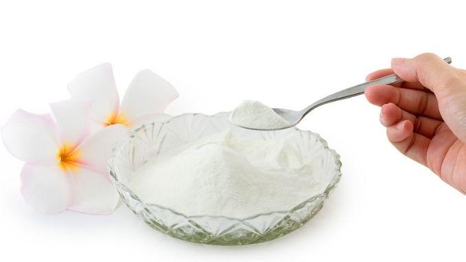Collagen powder protein