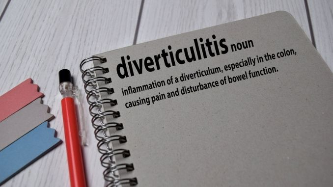 Definition of Diverticulitis
